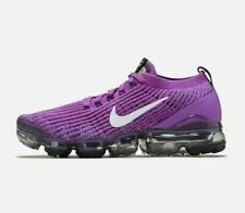 Nike Women's Air VaporMax Flyknit 3 Vivid Purple White Black AJ6910-502 Sizes
