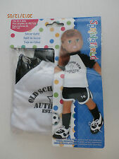 "Springfield 18"" doll Clothes fits American Girl & Others- New- Soccer Outfit"