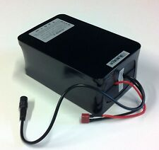 Rechargeable Lithium Ion Battery -- 24 Volt 10Ah