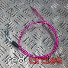 90 Grad Pink Pit Dirt Bike Gaszug 110cc 125cc 140cc