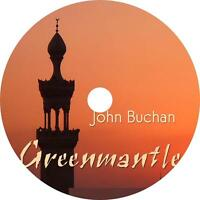 Greenmantle, John Buchan World War 1 Audiobook unabridged English on 8 Audio CDs