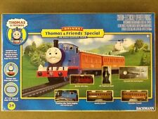 BACHMANN 1/87 HO DELUXE THOMAS & FRIENDS SPECIAL TRAIN SET # 644 FACTORY SEALED