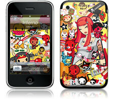 Tokidoki GelaSkin-Inferno for iPhone 3G skin