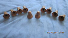 1964-72 gto  emblem retainer nut set