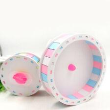 Hamster Running Wheel, Pet Mouse Silent Running Spinner Exercise Wheel Toy