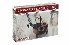 Leonardo Da Vinci Flying Pendulum Clock Plastic Kit Model ITALERI