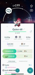 Shiny Zigzagoon Galarian - Pokemon Go - Description