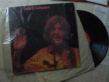 "JOHN SEBASTIAN 1970 ""John B. Sebastian"" NM+ ORGNL US G/F SOLO DEBUT LP w/INSERT"