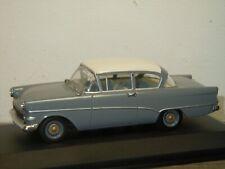 Opel Rekord P1 Limousine 2-Door 1958-60 - Minichamps 1:43 in Box *39062