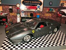 1979 FERRARI GTO CLASSIC SPORTS GRAND TOURER, GRAY CAR 1:16, 18 TONKA POLISTIL