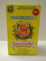 Topps 2006 Garbage Pail Kids All New Series 5 Bonus Pack Box Factory Sealed
