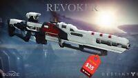 Destiny 2 Revoker (PS4/XBOX/PC) 2 DAYS!