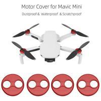 4pcs Dust-Proof Motor Protective Cover Cases Caps for DJI Mavic Mini RC Drone