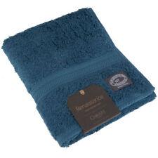 Toallas de baño y albornoces color principal azul de algodón egipcio