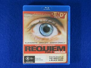Requiem For A Dream - Blu Ray - Free Postage !!