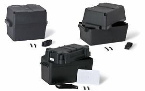 Batteriebox Boots-Batterie Batteriekasten Batteriebehälter Batterie-Halter Boot