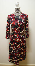 WOMENS DRESS FLORAL KNOT SHEATH DRESS, Sz 10 NWT