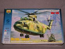 1/72 Zvezda Mi-26 NEW Model Kit