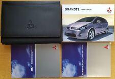 MITSUBISHI GRANDIS HANDBOOK OWNERS MANUAL 2003-2009 WALLET PACK B-955