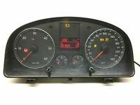 VW Boîte 1.9 Tdi Km/H Compteur de Vitesse Instrument Cluster Speedo 1T0920852E