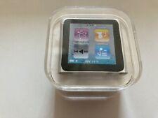 Apple Nana I Pod 6Th Generation, 8 Gb Silver