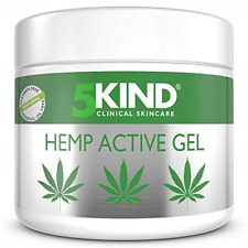 Hemp Joint & Muscle Active Relief Gel- High Strength Hemp Oil Formula Rich in by