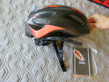 Bell Event Bicycle Helmet Red / Black Size Large New Cool and Lightweight