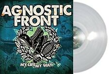AGNOSTIC FRONT - My life my way / Vinyl LP (Limited Edition clear Vinyl 2011)