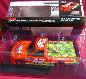 BRAND NEW, ROSS CHASTAIN, 1/24 ACTION 2020 RACE TRUCK, #42, WATERMELON ASSOC.