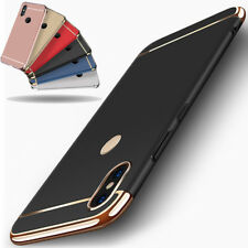For Xiaomi Mi A2/A2 Lite Redmi 6 Pro 6A Hybrid Shockproof Plated Hard Case Cover