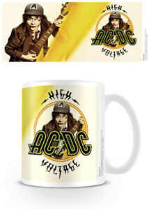 AC/DC - High Voltage - Tea and Coffee Mug (Officially licensed merchandise)