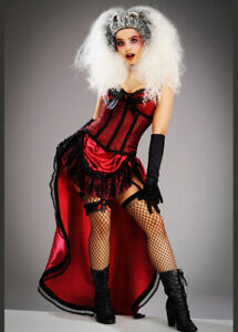 Christina Aguilera Lady Marmalade Style Costume with Wig