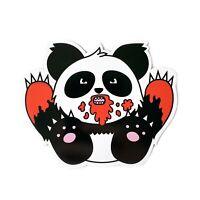 Pandamonium Panda Bear Magnet for Refrigerator, Car Bumper, Office