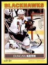 2012-13 O-Pee-Chee Stickers Duncan Keith #S-22