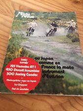 MOTO REVUE 1971 N° 2035 spécial été Yamaha 125 AT1 Ducati 450  Seeley 500 condor