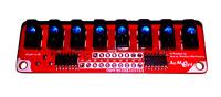IR Sensor TCRT5000 Array Sensor Panel Line Follower