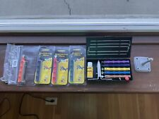 Full Lansky Sharpening System Kit With Diamond Stones Base Leather Strop