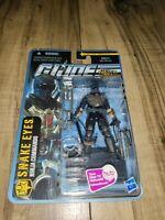 Hasbro GI Joe Pursuit Of Cobra POC 1009 Snake Eyes 2010 NEW Unopened Sealed