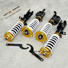 32 way adjustable Coilover For Toyota Corolla E90 E100 E110 AE92-AE111 Golden