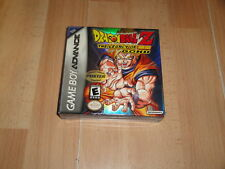 Dragon Ball Z the Legacy of Goku Nintendo Game Boy Advance Factory