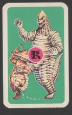 Swap Playing Cards 1 Japanese TV Series Comical Monster Anime 3/4 Size A56