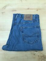 Men's Levi's 550 Relaxed Fit Blue Jeans W34 L30 (#A779)