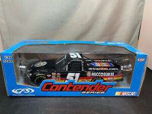 Action Kyle Busch Miccosukee Contender Series CFS Truck Nascar 1/24 Diecast