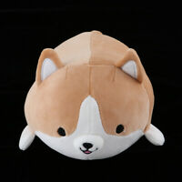 Lovely Lifelike Shiba Inu Dog Soft Plush Toy Bed Chair Couple Gift