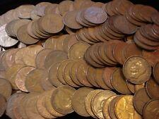 Australian Penny / Pennies Bulk 1 Kilo Approx 100 Coins
