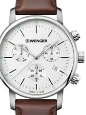 Chronograph 44mm 10Atm Wenger 01.1743.101 Urban Classic