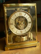 Jaeger Le Coultre Atmos Clock 526-5  excellent condition and full working order