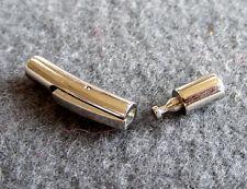 Klippverschluss, 4 mm, Edelstahl