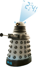 Doctor Who - Dalek Projection Alarm Clock by Wesco