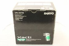 BRAND NEW SANYO XACTI VPC-HD700 Digital Camera (silver)